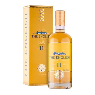 The English Whisky Co. The English 11 Year Old Whisky Batch 1 70cl thumbnail