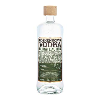 Koskenkorva Climate Action Plain Vodka 70cl thumbnail