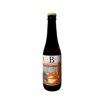 B by Blonde of Saint-Tropez Belgian Blonde Ale 4% 330ml thumbnail