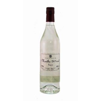 Creme de Menthe Blanc Edmond Briottet 21% 70cl thumbnail