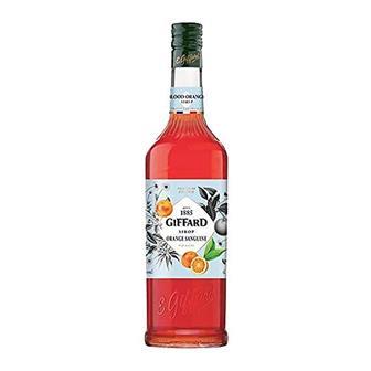 Giffard Blood Orange Syrup 100cl thumbnail