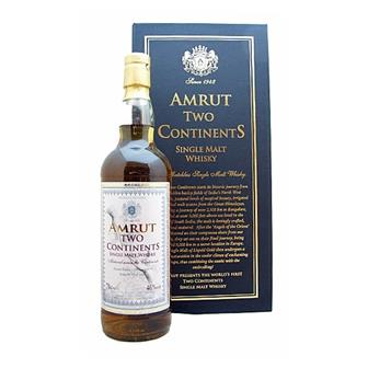 Amrut Two Continents 46% 70cl thumbnail