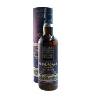 The Glendronach 18 years old Allardice 46% 70cl thumbnail