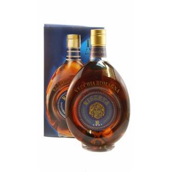 Vecchia Romagna 10 years old Riserva Brandy 40% 70cl thumbnail