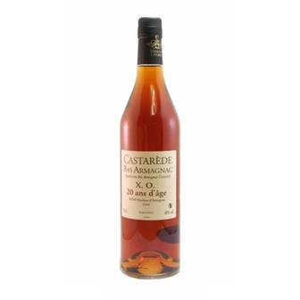 Castarede XO 20 years old Bas Armagnac 40% 70cl thumbnail