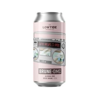 Lowtide Brewing Co Brune-DMC Biere Brune Alcohol Free 440ml thumbnail