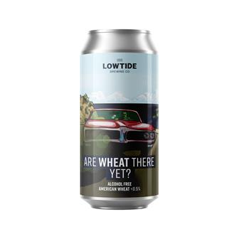 Lowtide Brewing Co Are Wheat There Yet Alcohol Free American Wheat 440ml thumbnail