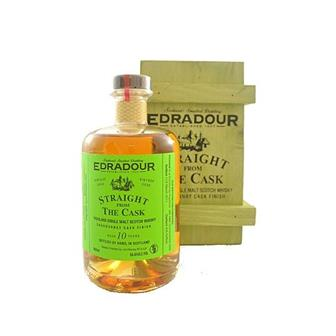 Edradour Chardonnay Cask 10 years old Straight From The Barrel 56.3% 50cl thumbnail