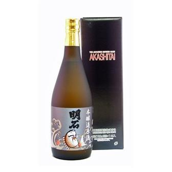 Akashi -Tai Honjozo Genshu Tokubetsu Sake 72cl thumbnail