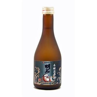 Akashi Tai Sake Honjozo Genshu 30cl thumbnail