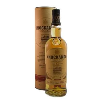 Knockando 12 years old 43% 70cl thumbnail