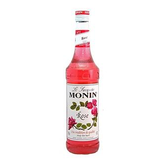 Monin Rose Sirop 70cl thumbnail