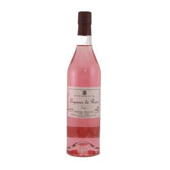 Liqueur de Rose Edmond Briottet 18% 70cl thumbnail