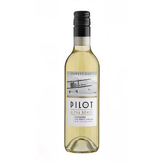 The Pilot Leonarda Late Harvest Semillon Alpha Domus 12% 37.5cl thumbnail