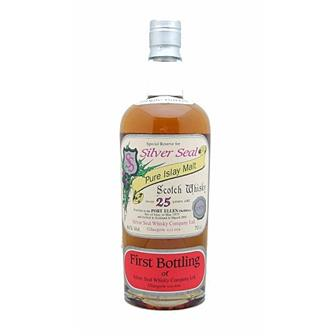 Port Ellen 25 years old Silver Seal 46% 70cl thumbnail