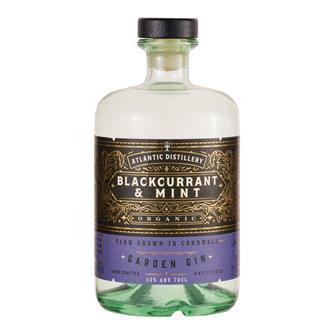 Atlantic Distillery Blackcurrant & Mint Organic Gin 43% 70cl thumbnail