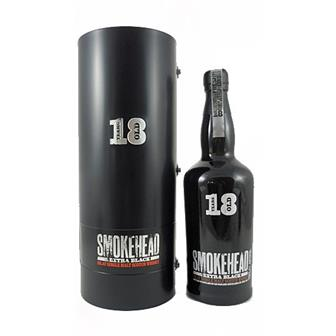 Smokehead 18 years old Extra Black 43% 70cl thumbnail