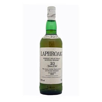 Laphroaig 10 years old 40% 75cl thumbnail