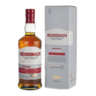 Benromach Contrasts Peat Smoke Sherry Cask 2012 70cl thumbnail