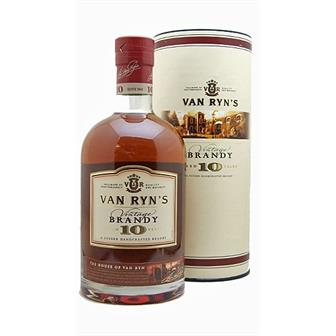 Van Ryn's 10 years old Brandy 38% 70cl thumbnail