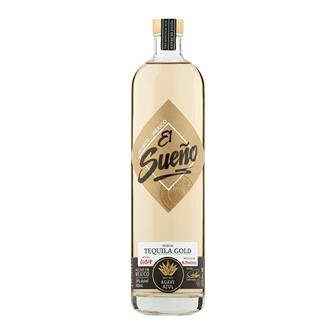 El Sueno Gold Tequila 70cl thumbnail