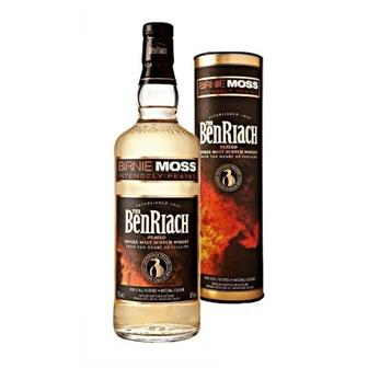 Benriach Birnie Moss Intensley Peated 48% 70cl thumbnail