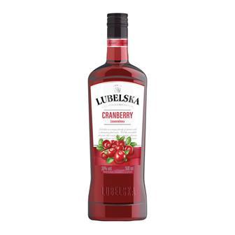 Lubelska Zurawinowka Cranberry Vodka Liqueur 50cl thumbnail