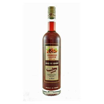 Gabriel Boudier Cranberry Liqueur Bartender Range 20% 70cl thumbnail