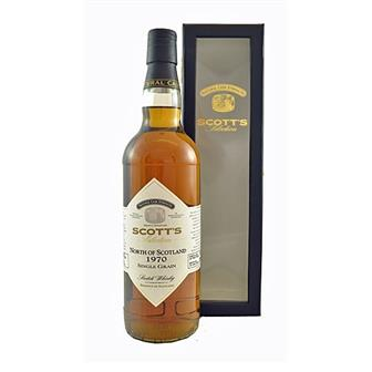 North of Scotland 1970 Single Grain Scotts Selection 47% 70cl thumbnail