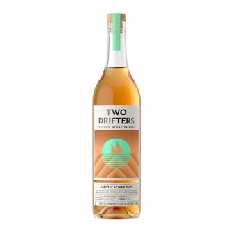 Two Drifters Lightly Spiced Rum 70cl thumbnail