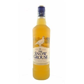 The Snow Grouse Blended Grain Whisky 40% 70cl thumbnail