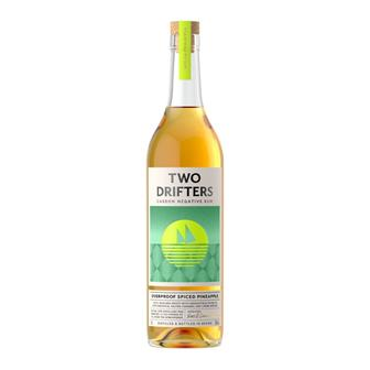 Two Drifters Overproof Spiced Pineapple Rum 70cl thumbnail