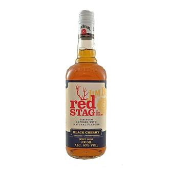 Jim Beam Red Stag Black Cherry 40% 70cl thumbnail