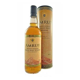 Amrut Peated Indian Single Malt 46% 70cl thumbnail