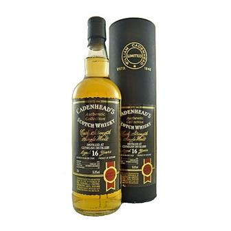 Clynelish 16 years old 1993 Cadenheads 56.8% 70cl thumbnail
