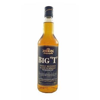 Big T Blended Whisky 40% 70cl thumbnail