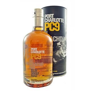 Port Charlotte PC9 An Ataireach Ard Bruichladdich 59.2% 70cl thumbnail