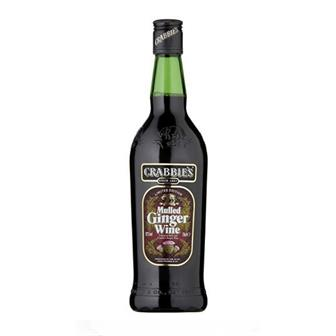 Crabbies Mulled Ginger Wine 12% 70cl thumbnail