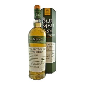 Littlemill 1991 20 years old Old Malt Cask 50% 70cl thumbnail