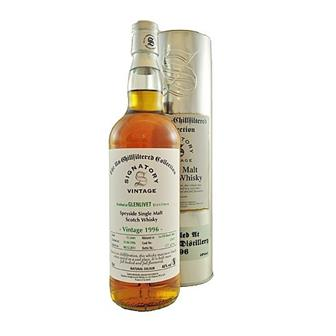 Glenlivet 1996 15 years old Signatory 46% 70cl thumbnail