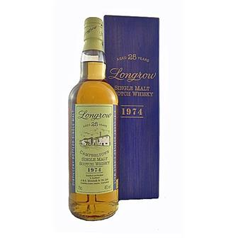 Longrow 25 years old 46% 70cl thumbnail