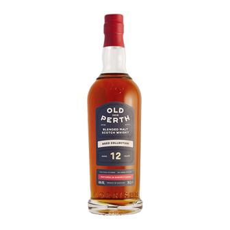Old Perth 12 Year Old Blended Malt Whisky 70cl thumbnail