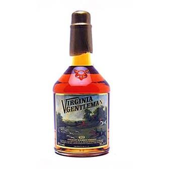 Virginia Gentleman Bourbon 75cl thumbnail