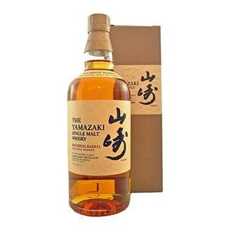 The Yamazaki Bourbon Barrel 48.2%vol Suntory 2011 bottling 70cl thumbnail