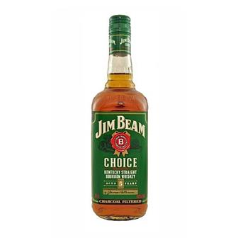 Jim Beam Green Label 5 Years old 40% 70cl thumbnail