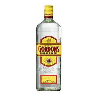 Gordons London Dry Yellow Label 37.5% 100cl thumbnail