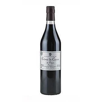Creme de Cassis de Dijon Edmond Briottet 20% 70cl thumbnail