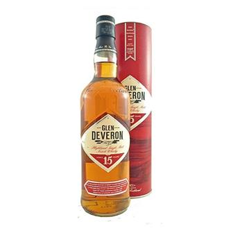 Glen Deveron 15 years old 40% 70cl thumbnail