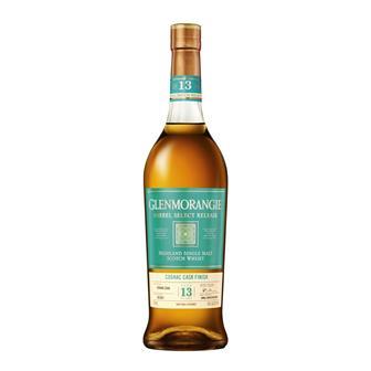 Glenmorangie Barrel Select Reserve 13 Year Old Cognac Cask Finish Single Malt Wh thumbnail