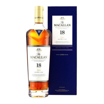 Macallan 18 Year Old Double Cask 2020 Release 70cl thumbnail